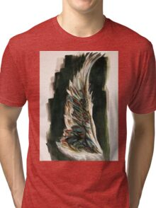 Mixed Wing Tri-blend T-Shirt