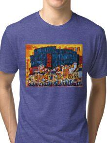 Parkgate Street II, Dublin Tri-blend T-Shirt