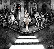 """CrossRoad""   by Sergei Rukavishikov by Alenka Co"