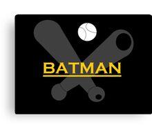 BATMAN BAT Canvas Print