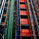 Pompidou by KChisnall