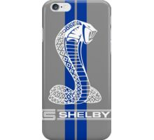 Shelby Racing iPhone Case/Skin