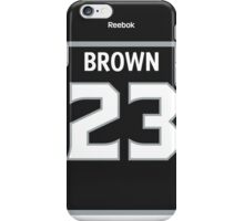 Los Angeles Kings Dustin Brown Jersey Back Phone Case iPhone Case/Skin
