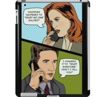 Xchange iPad Case/Skin