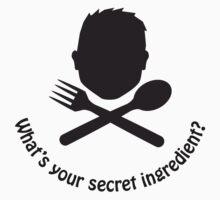 Secret Ingredient One Piece - Short Sleeve
