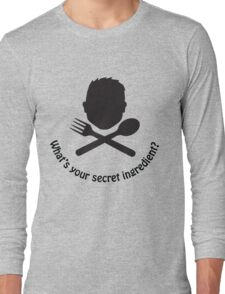 Secret Ingredient Long Sleeve T-Shirt