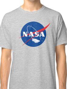 NASA Back 2 Future Classic T-Shirt