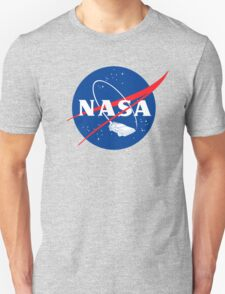 NASA Back 2 Future Unisex T-Shirt