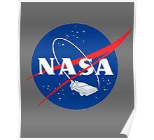 NASA Back 2 Future Poster