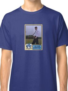 Peter Gibbons Baseball Card Classic T-Shirt