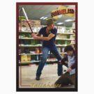 Tallahasee Baseball Card by Paul Simms