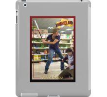 Tallahasee Baseball Card iPad Case/Skin
