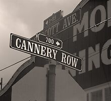 Cannery Row - Monterey, CA by nick9809