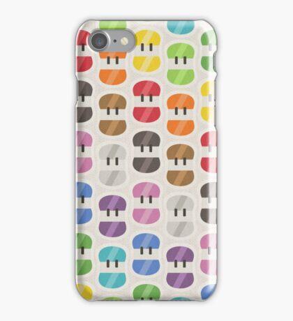 WOOL WOOL WOOL PRINT iPhone Case/Skin