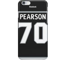 Los Angeles Kings Tanner Pearson Jersey Back Phone Case iPhone Case/Skin