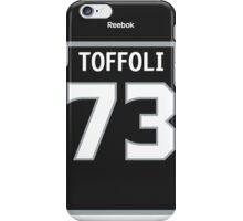 Los Angeles Kings Tyler Toffoli Jersey Back Phone Case iPhone Case/Skin