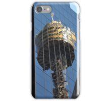 Centrepoint Tower Reflection, Sydney, Australia 2013 iPhone Case/Skin