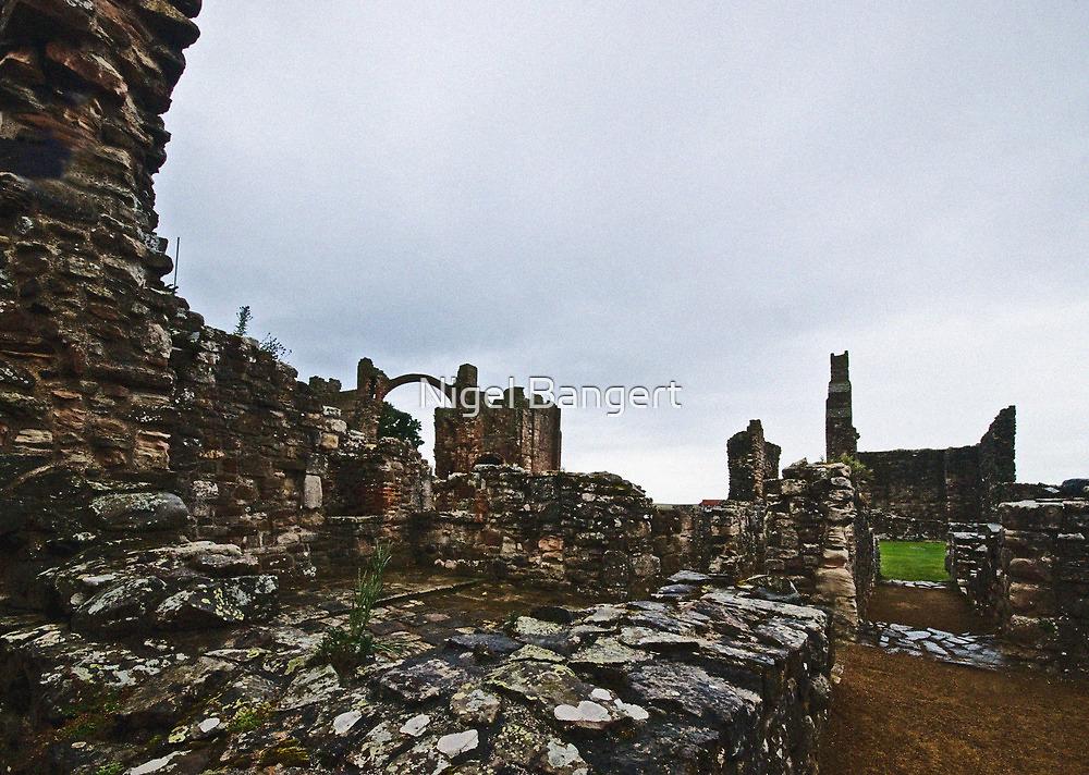 Holy Island Priory #2 by Nigel Bangert