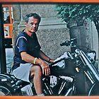 My Legendary Harley Davidson . Live to ride . Brown Sugar Story . Views (427) Yeah so good ! by © Andrzej Goszcz,M.D. Ph.D