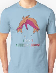 Michio Don't Know T-Shirt