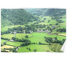An Arial View Poster