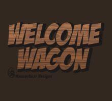 Welcome Wagon by mancerbear