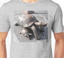 Tortoise Sculptures, Bordeaux, France 2012 Unisex T-Shirt