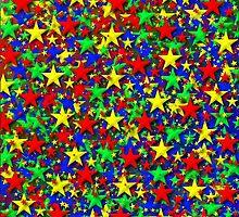 Star Art by Edmond  Hogge