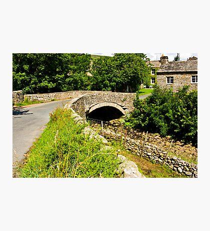 Packhorse Bridge - Thwaite Photographic Print