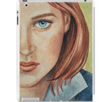 Dana Scully iPad Case/Skin
