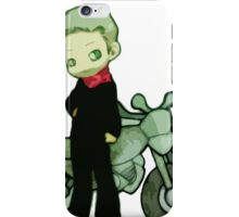 OUAT - August Booth iPhone Case/Skin