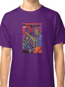 Raven Heights Radio Comic Design Classic T-Shirt