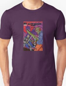 Raven Heights Radio Comic Design Unisex T-Shirt
