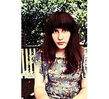 Lily Lomo Photographic Print