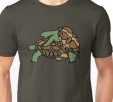 Ninja Turtle Galapagos making love eggs Unisex T-Shirt