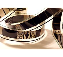 Film Negative Photographic Print