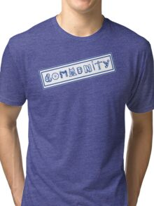 Community College Tri-blend T-Shirt