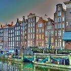 Amsterdam HDR by Bradley Old