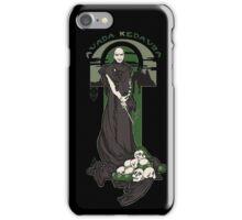 Voldemort Nouveau (Revised) iPhone Case/Skin