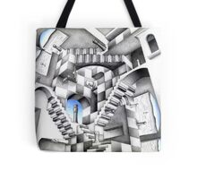 Relative Game Tote Bag