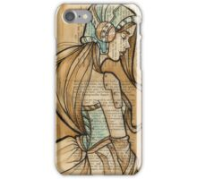 Iron Woman 10 iPhone Case/Skin
