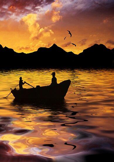 Fishermen by Sally Green