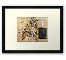 Iron Woman 10 Framed Print