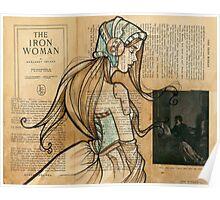 Iron Woman 10 Poster
