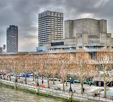 The National Theatre by Bradley Old
