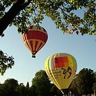 Balloons by Graham Pritchard
