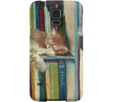 Quite Well Read Samsung Galaxy Case/Skin