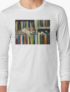 Quite Well Read Long Sleeve T-Shirt