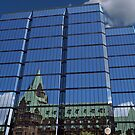 Ottawa Reflection #2 by Bevellee