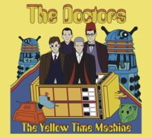 The Yellow Time Machine One Piece - Short Sleeve